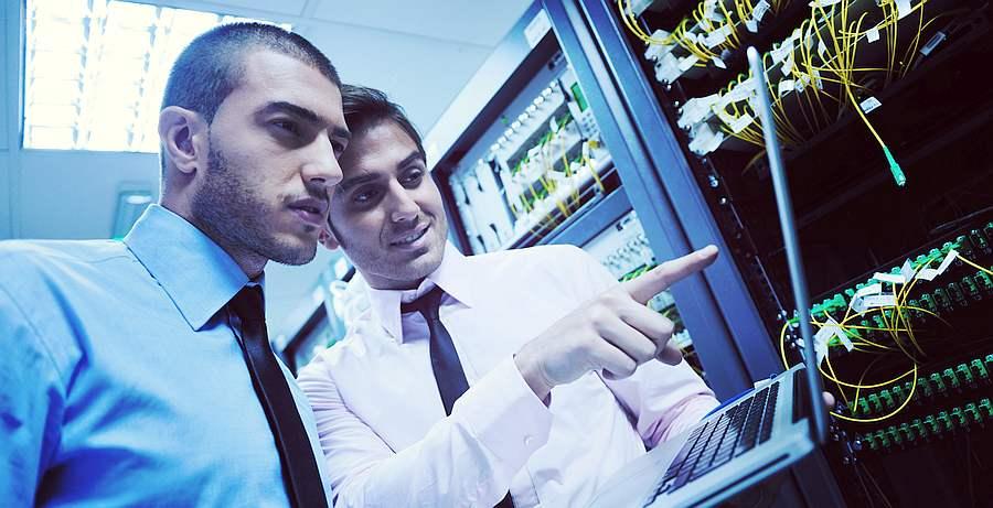 IT security technicians